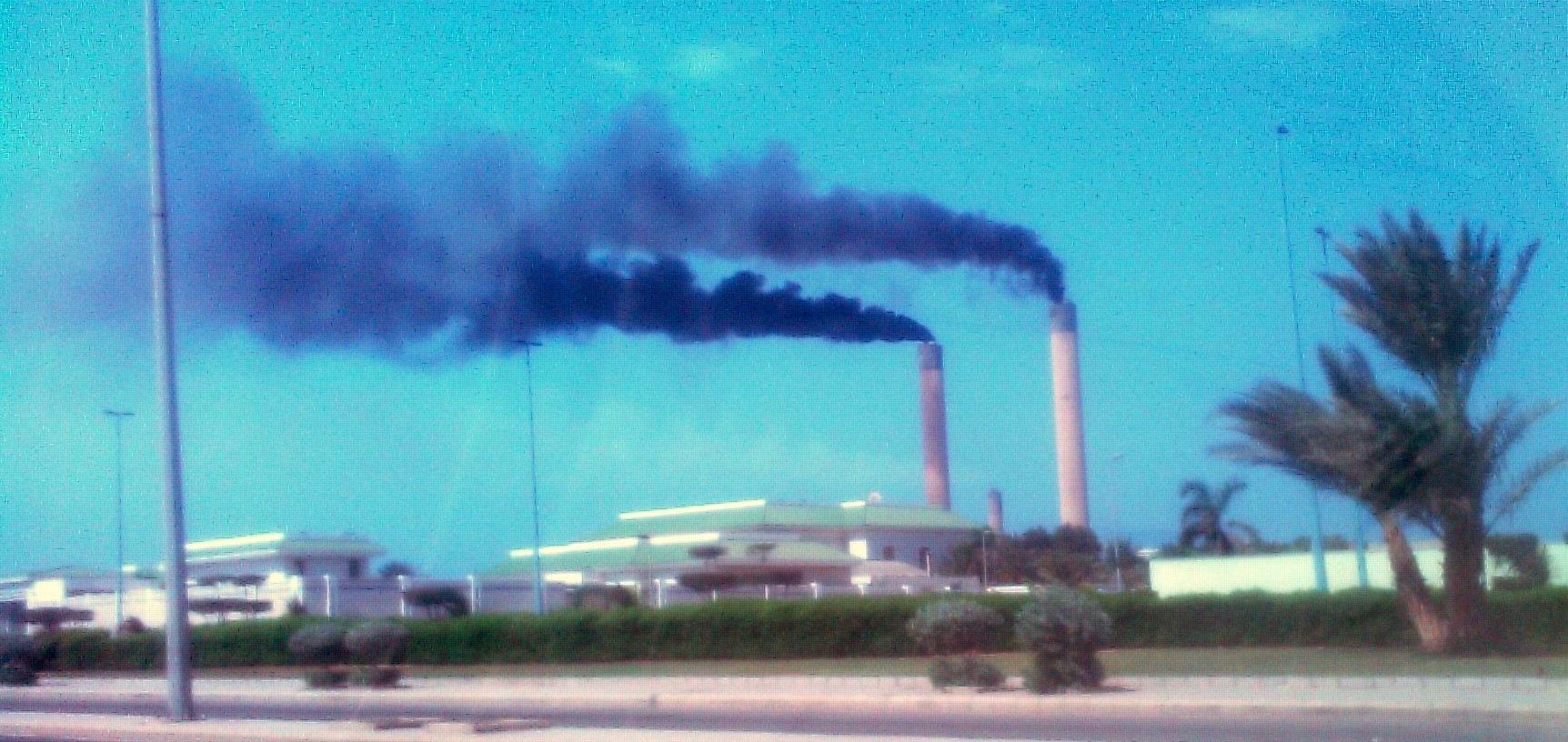 صور من تلوث المدن حول العالم صور من